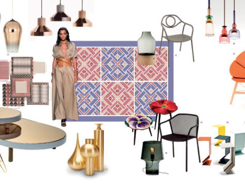 Trend book May 2017 - Những sắc màu của thế giới nội thất