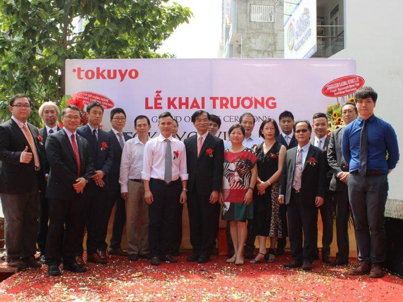 Thương hiệu ghế massage cao cấp Tokuyo đến Việt Nam