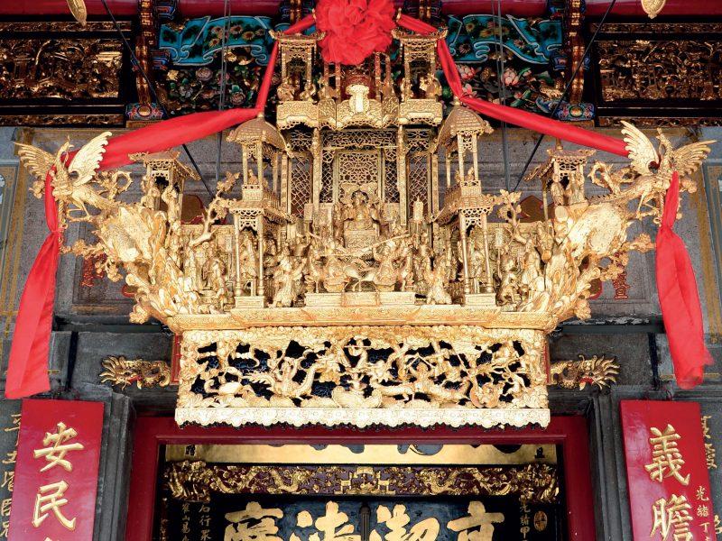 Di sản kiến trúc Chợ Lớn: Bản sắc trong chi tiết