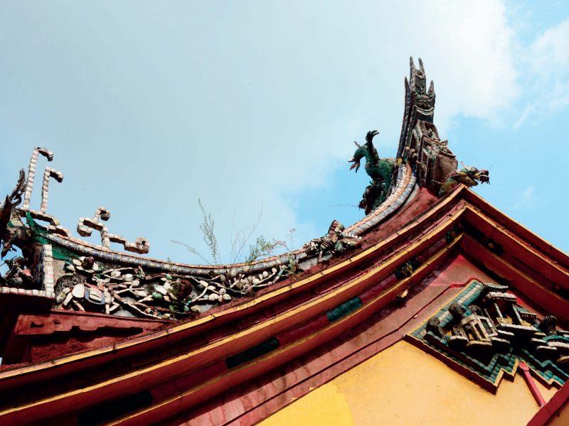 Di sản kiến trúc Chợ Lớn: Đường cong hội quán Phước Kiến
