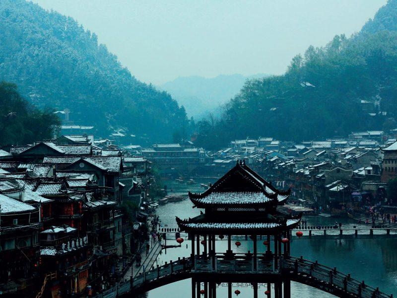 Phượng Hoàng trấn cổ ngàn năm