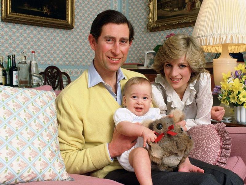 Hé lộ bộ ảnh không gian sống của công nương Diana lúc sinh thời