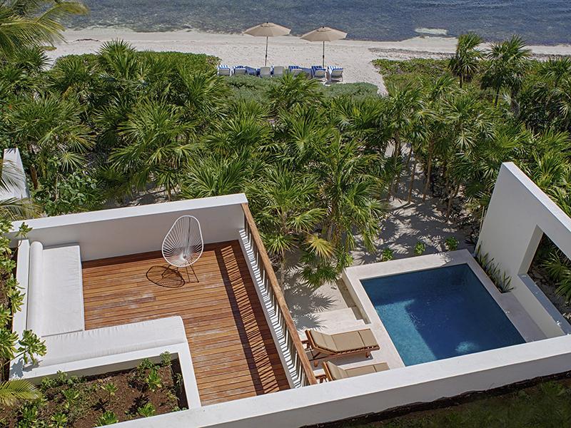 Specht Architects ra mắt biệt thự nghỉ dưỡng Casa Xixim giữa núi rừng Tulum