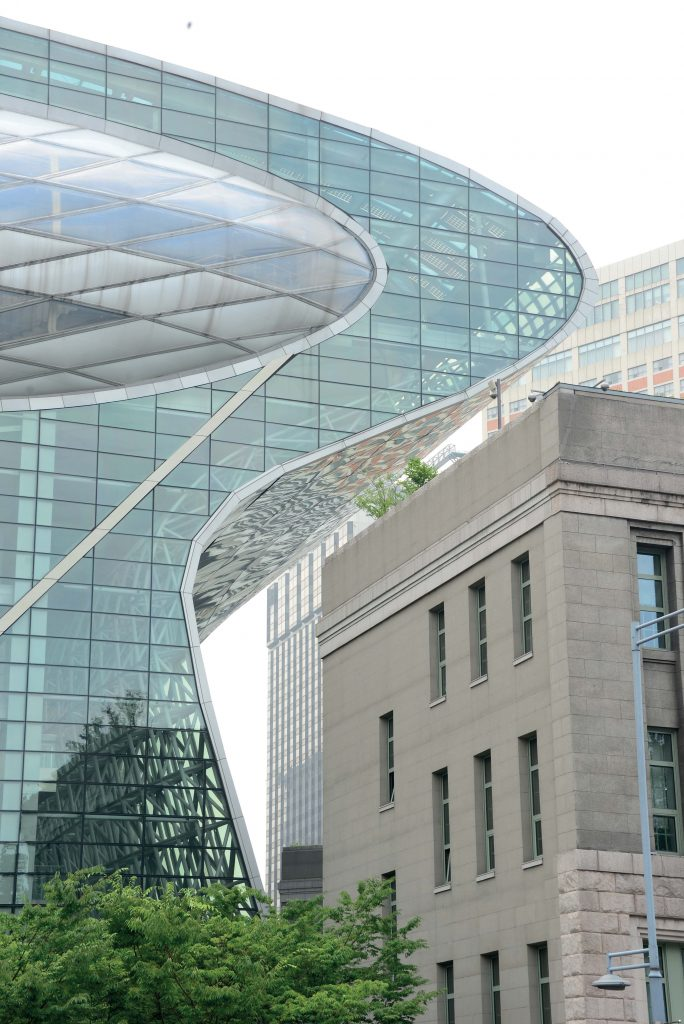 seoul city hall - 1