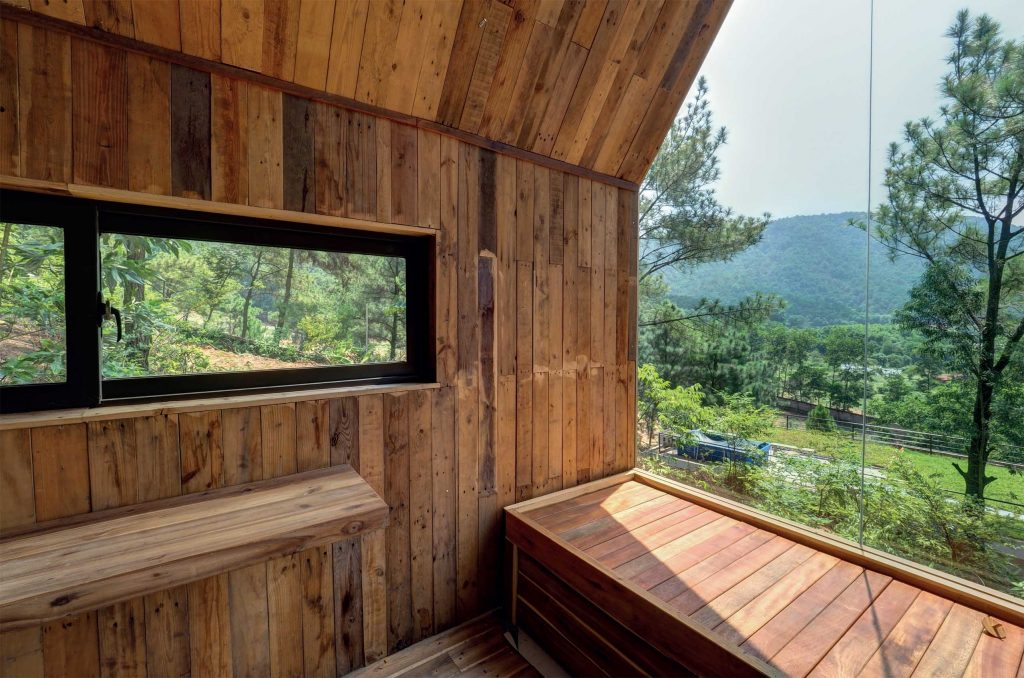wooden house - 3
