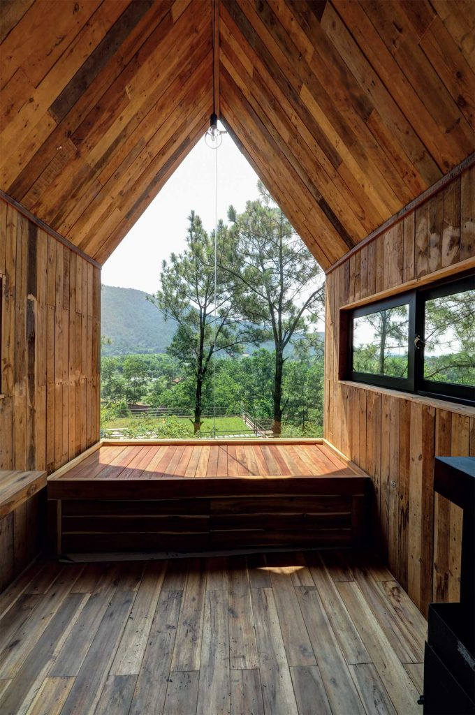 wooden house - 4