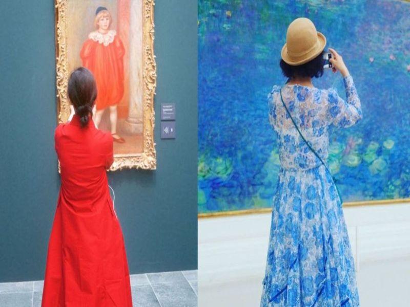 """People matching artworks: khi con người và nghệ thuật """"ăn khớp"""" với nhau"""