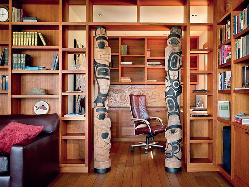 Tủ sách thông minh cho không gian hẹp
