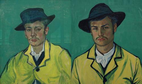Loving Vincent hình 2