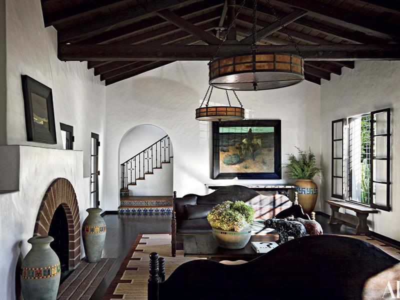 Ghé thăm ngôi nhà lộng lẫy của nữ diễn viên Diane Keaton