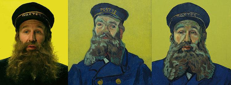 Loving Vincent hình1