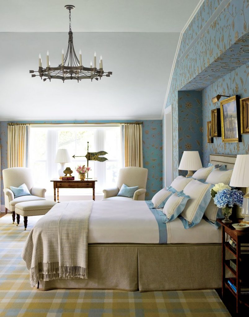 trang trí giường ngủ - 1