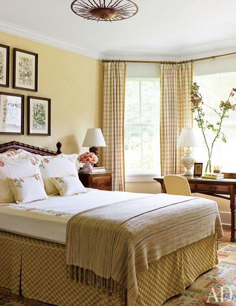 trang trí giường ngủ - 3