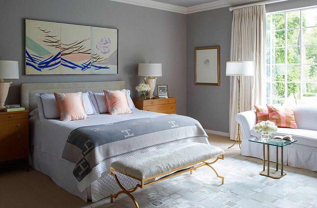 trang trí giường ngủ - 5