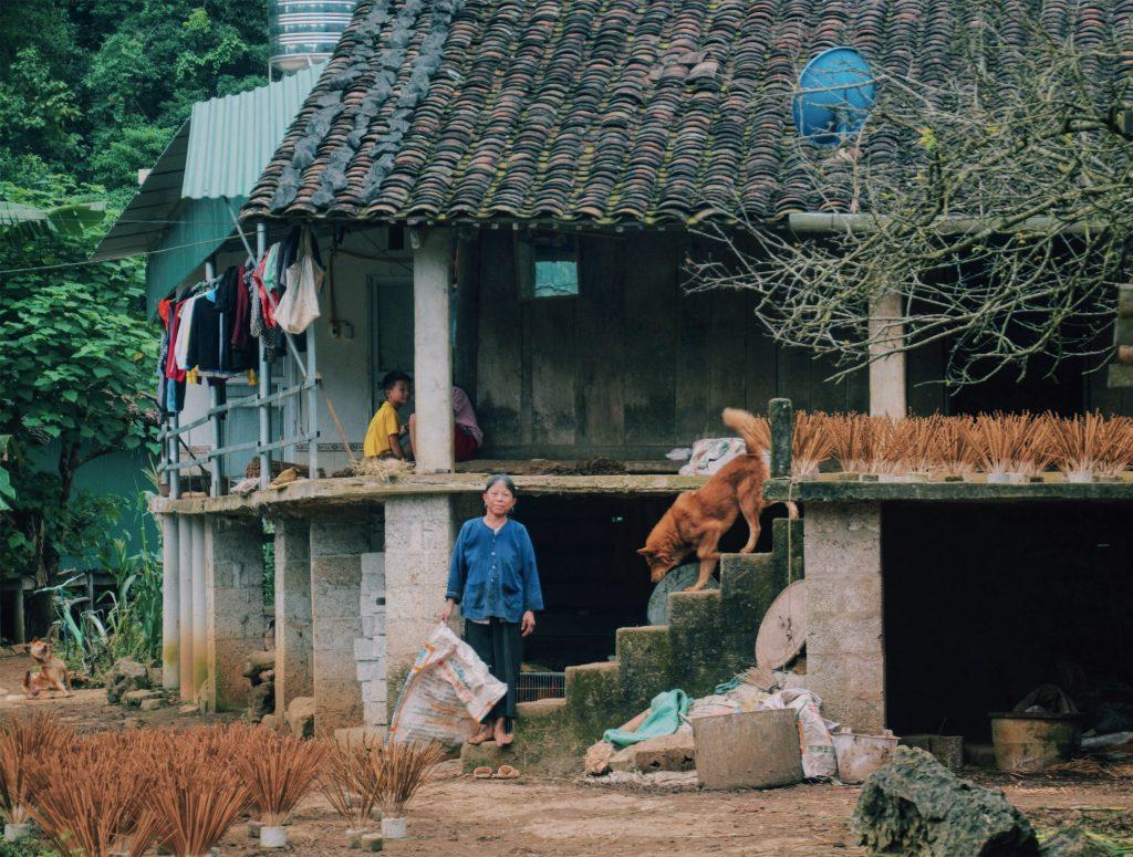hình thái học nông thôn