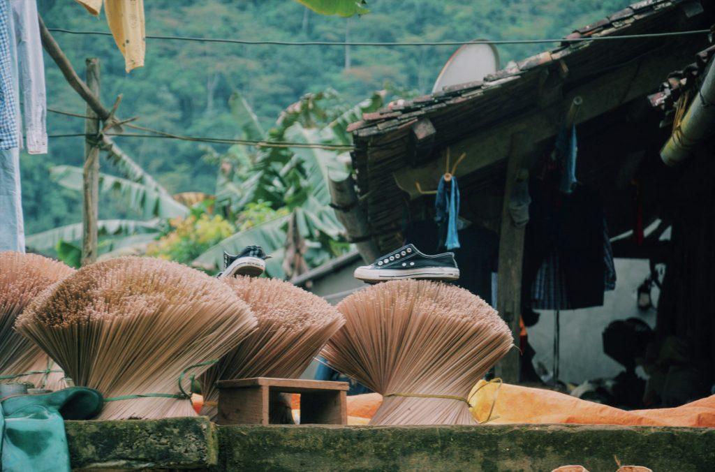 hình thái học buôn làng