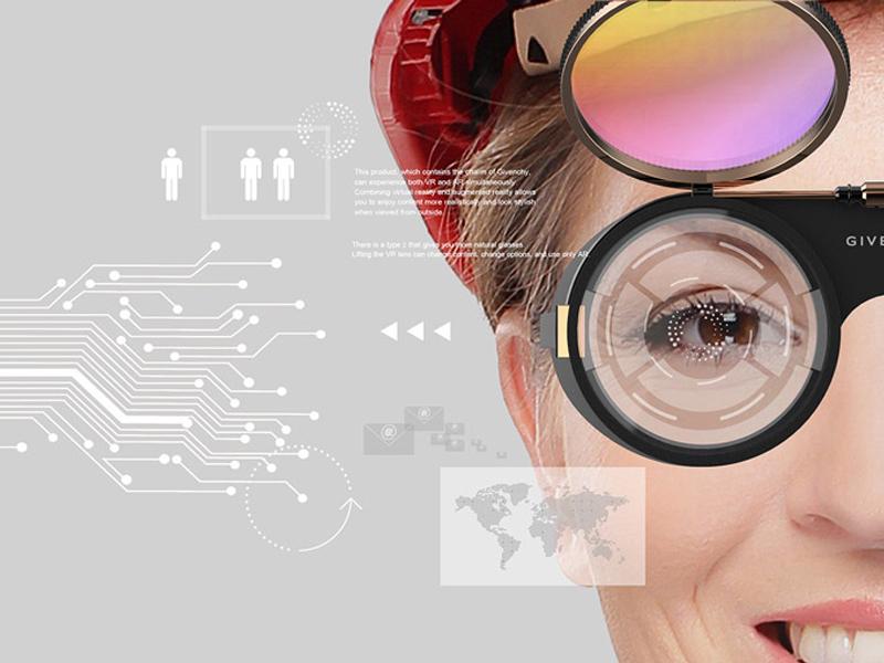 kính thực tế ảo givenchy 3