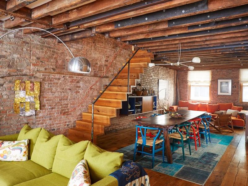 Cảm hứng từ căn hộ New York của Donna Lennard