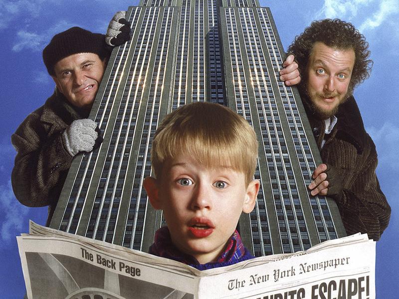 Trải nghiệm kỳ nghỉ đông hấp dẫn như Macaulay Culkin trong bộ phim Home Alone 2