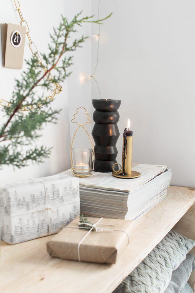 cây đèn giáng sinh