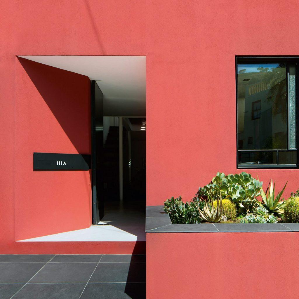 kiến trúc hiện đại vượt trội