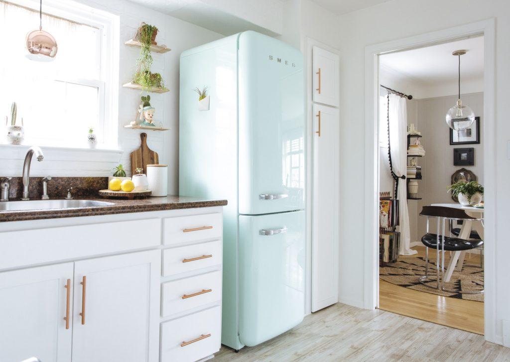 vệ sinh tủ lạnh - 1