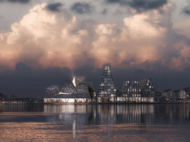 Trung tâm văn hoá tại bến cảng Copenhagen 9