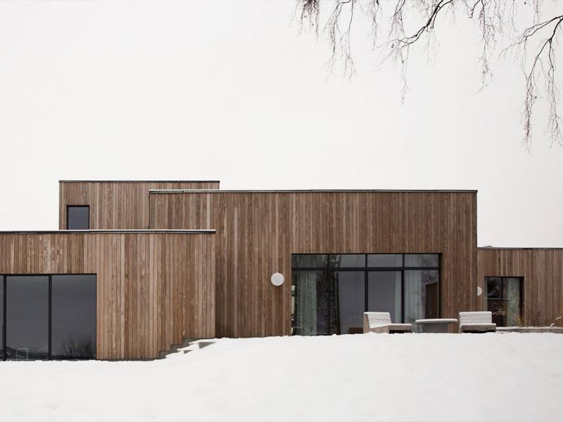 Ghé thăm ngôi nhà chuẩn mực hygge tại Na Uy