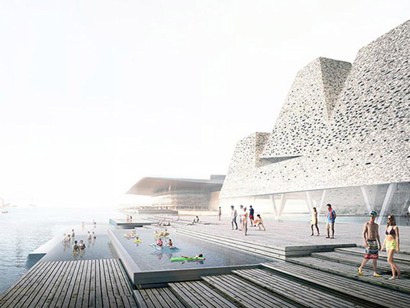 Trung tâm văn hoá tại bến cảng Copenhagen 8