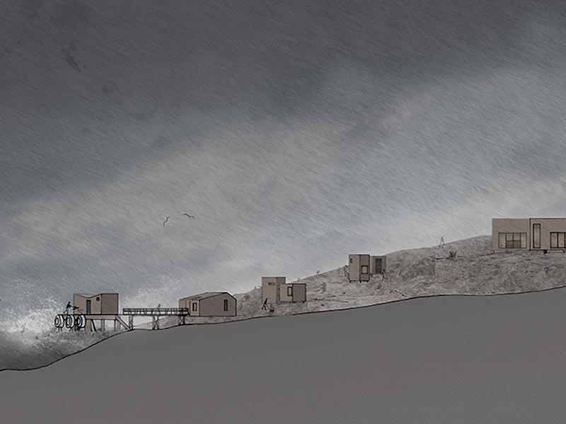 Ngôi nhà Fordypningsrommet Fleinvaer 1