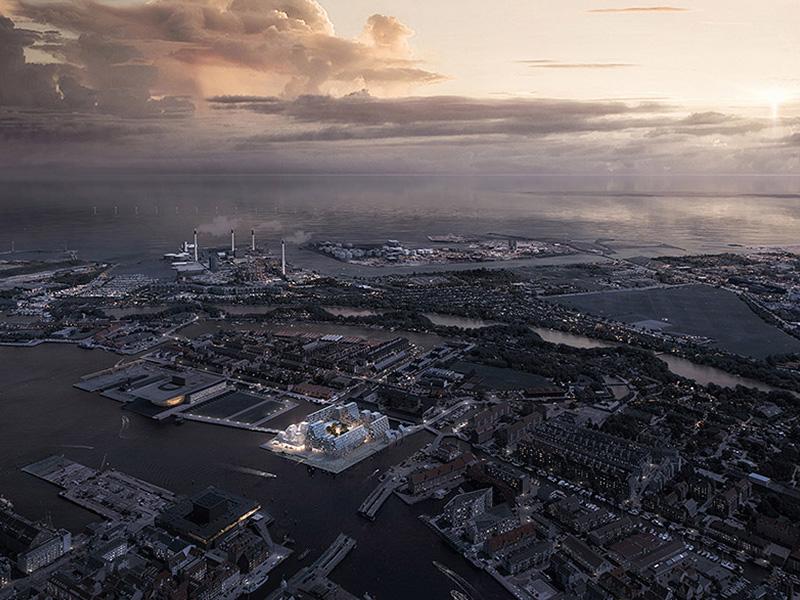 Trung tâm văn hoá tại bến cảng Copenhagen 2
