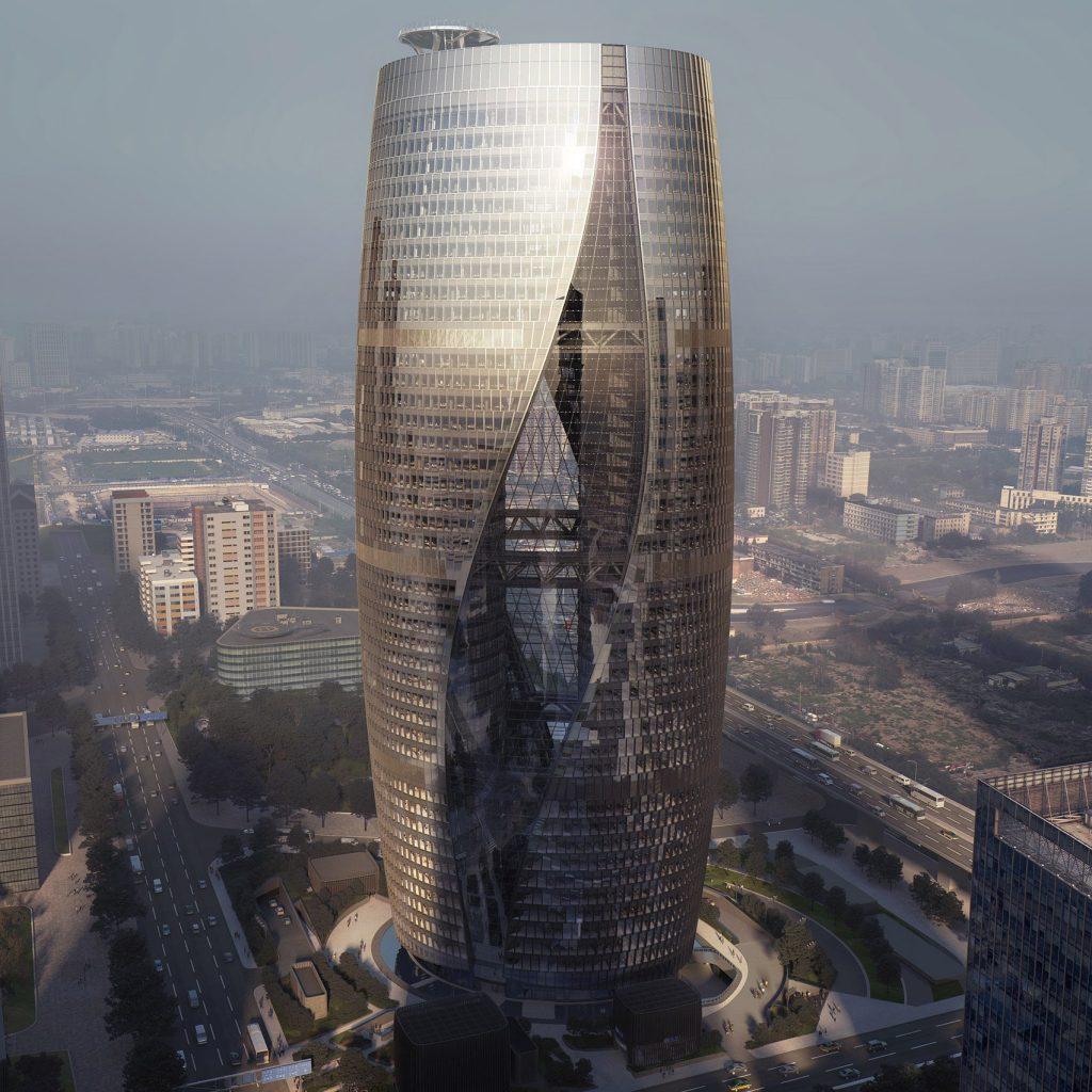 kiến trúc độc đáo hình 9