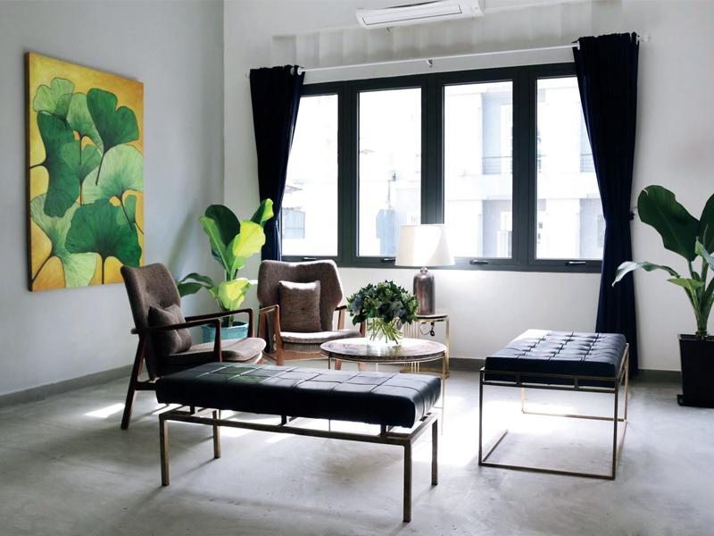 The Dorm - Chốn nghỉ thú vị giữa trái tim Sài Gòn