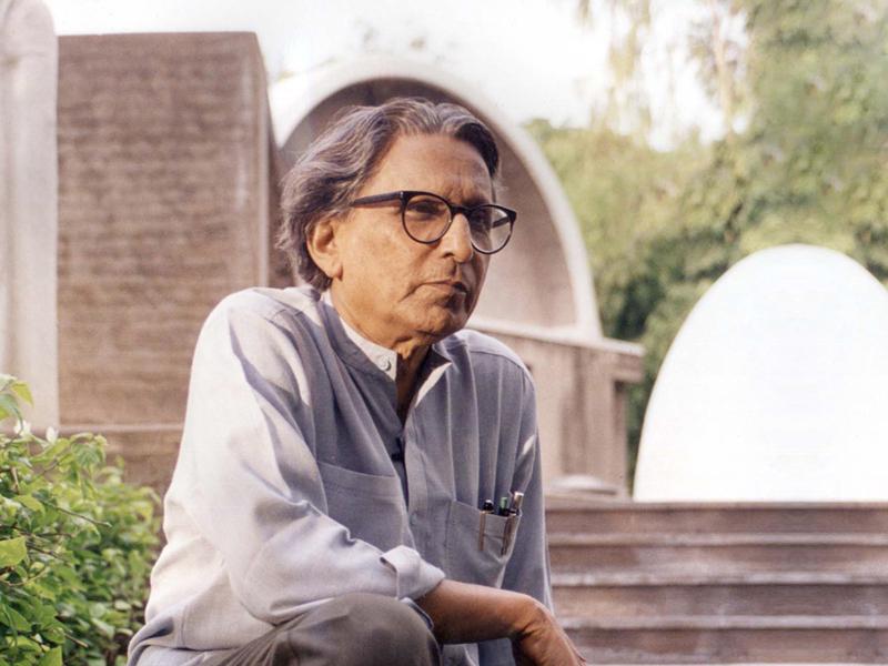 Giải thưởng kiến trúc Pritzker 2018 vinh danh Balkrishna Doshi tài hoa
