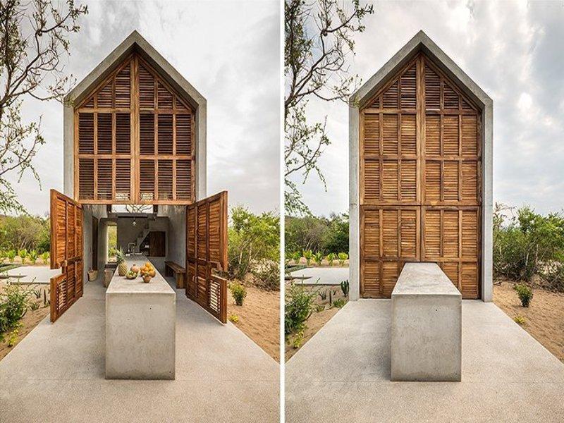 LA CASA PEQUENA- ốc đảo kiến trúc quyến rũ giữa vạt rừng hoang