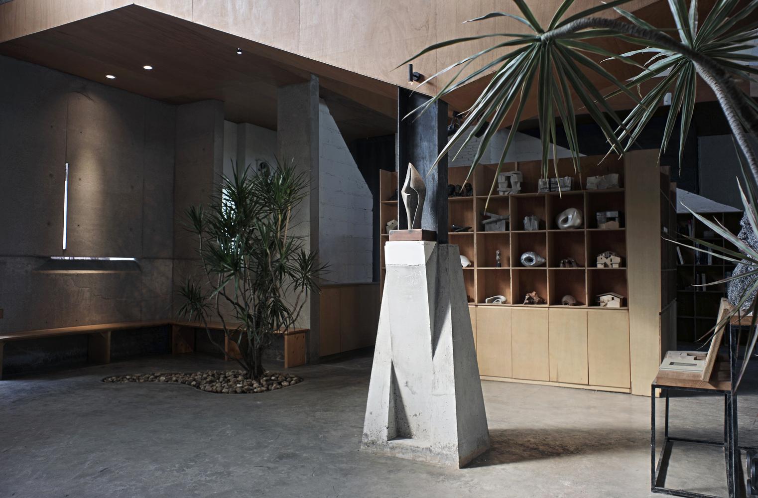 văn phòng kiến trúc 6