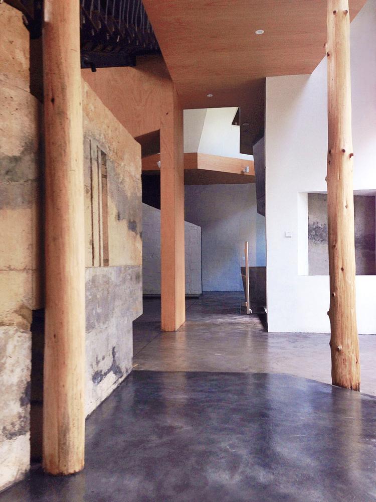 văn phòng kiến trúc 2