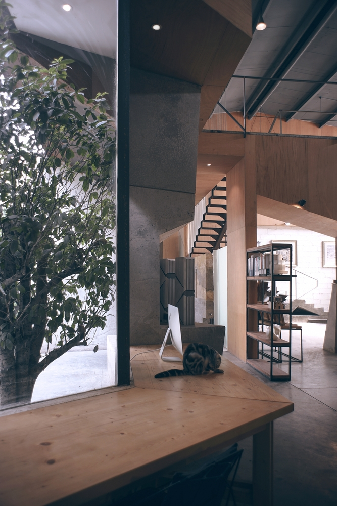 văn phòng kiến trúc 4