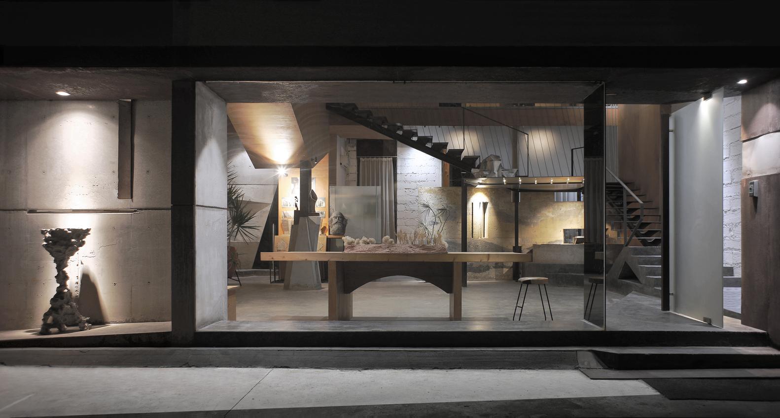văn phòng kiến trúc 1