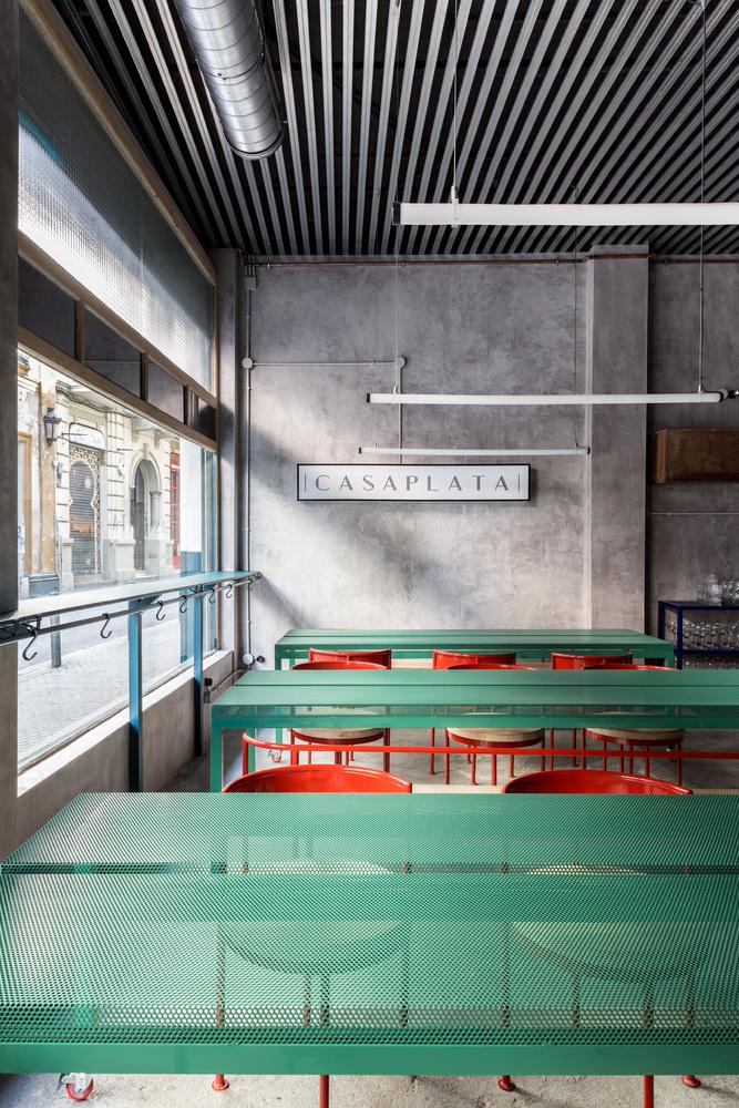 nhà hàng CASAPLATA 4