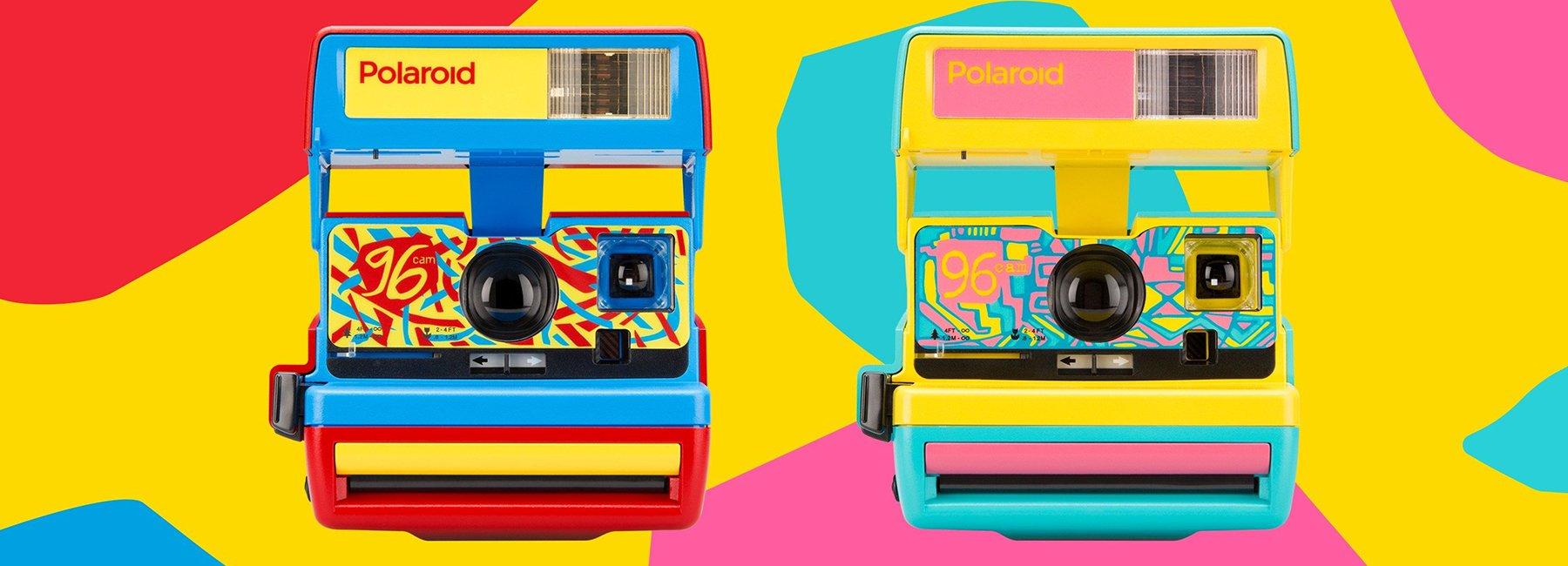 máy ảnh polaroid 1