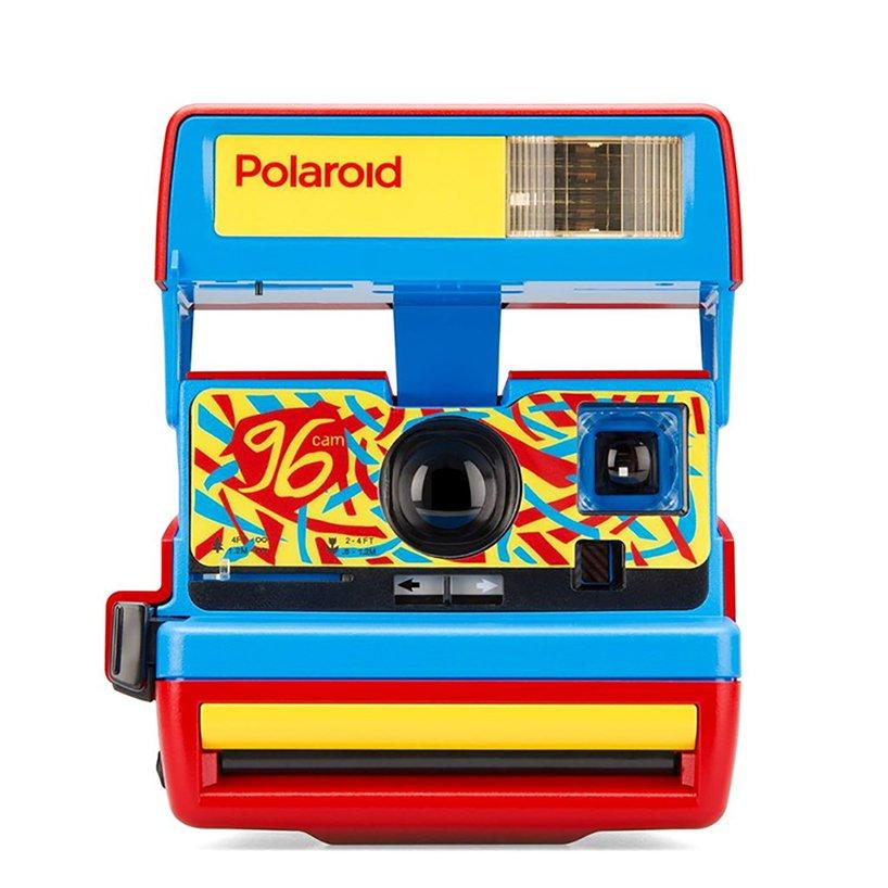 máy ảnh polaroid 4