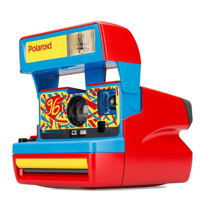 máy ảnh polaroid 5