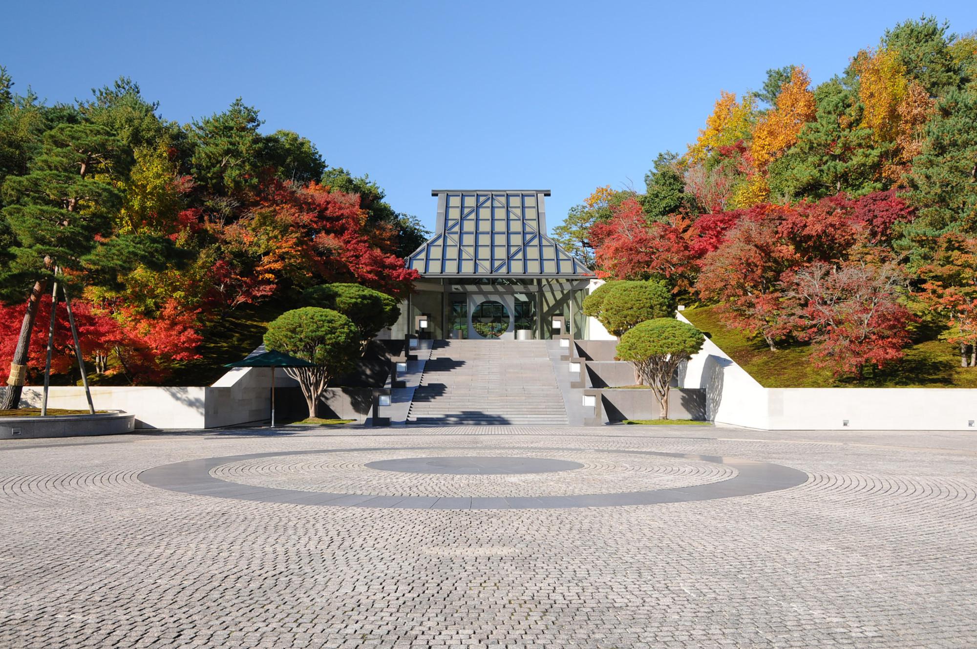 Bảo tàng Miho 1