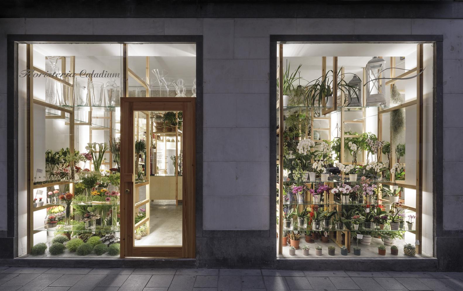 cửa hàng hoa 6