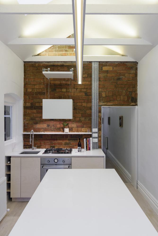 Không gian bếp 2
