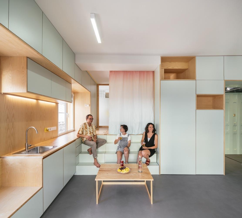 Không gian bếp 9
