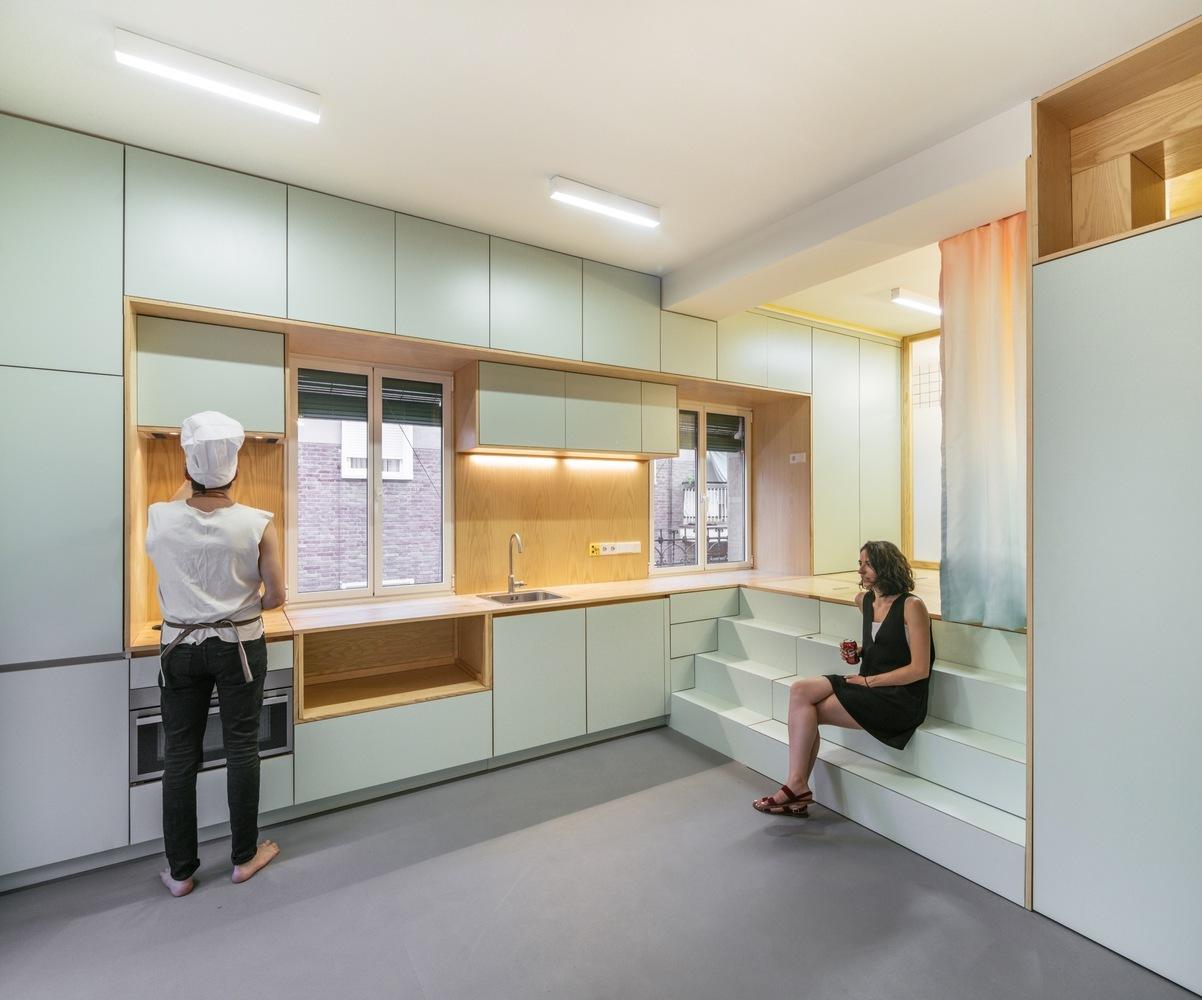 Không gian bếp 11