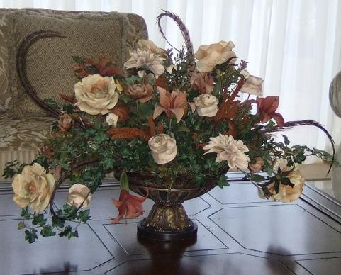 họa tiết hoa lá 4
