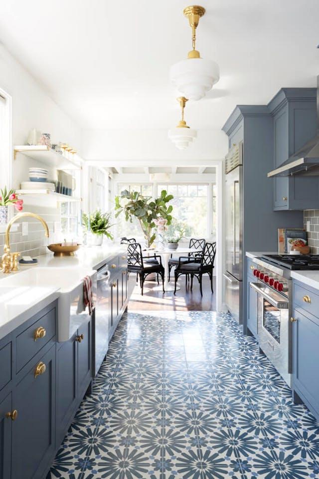 màu sắc cho gian bếp 2